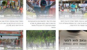 מאמרים שלי ממרתון ישראל