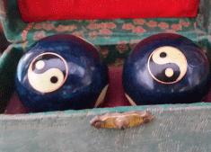 כדורים סיניים