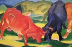 פרות צבעוניות