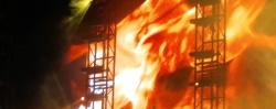 במה עולה באש