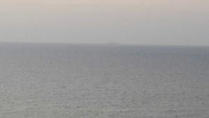 אופק של ים