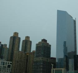 ניו יורק מהחלון