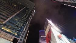 בניינים בחשכה