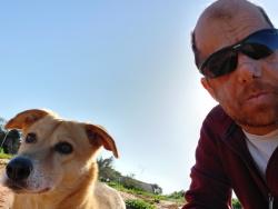 הכלבה ואני